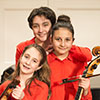 Kess Trio at the Rivers School Conservatory (March 3 2016)